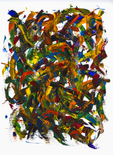 CHAOS COLOR THEORY