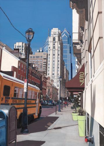257 by glenn moreton -- contemporary realism