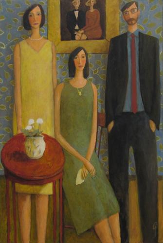 Siblings by Glenn Quist