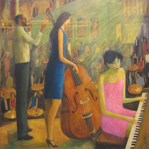 Cabaret by Glenn Quist