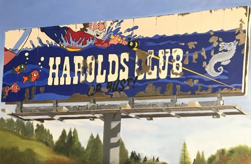 Harolds Club or Bust