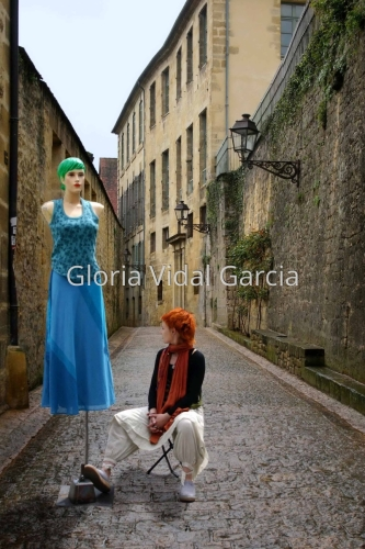 BUY MY  MODEL by Gloria Vidal Garcia