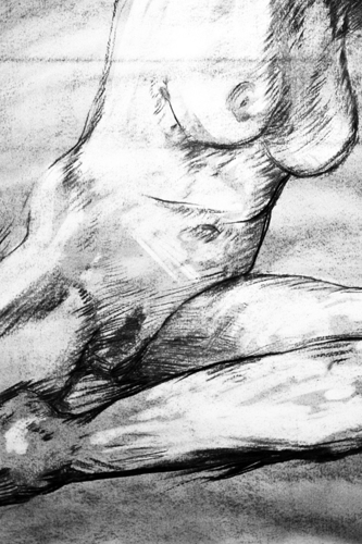 Lean in - a figure study