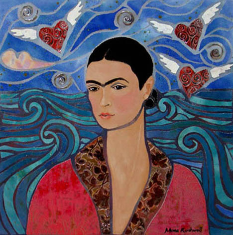 Frida By The Sea (large view)