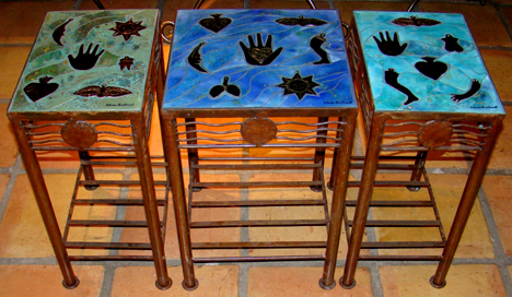 Milagro Tables (large view)
