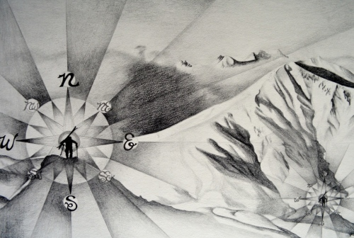 Skier Fractal