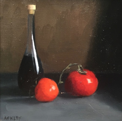 Tomatoes and Balsamic