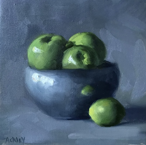 Green Apples and Lime