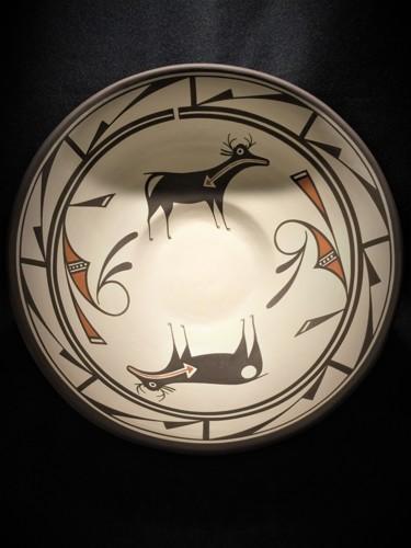Zuni Serving Bowl