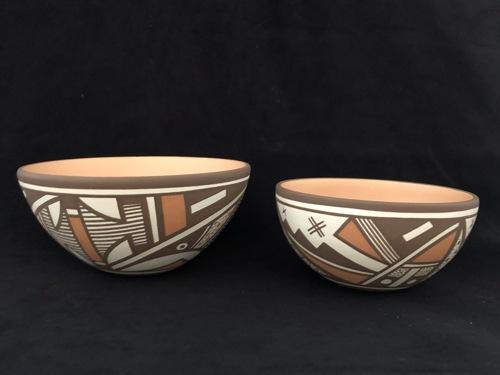Miniature size Serving Bowls