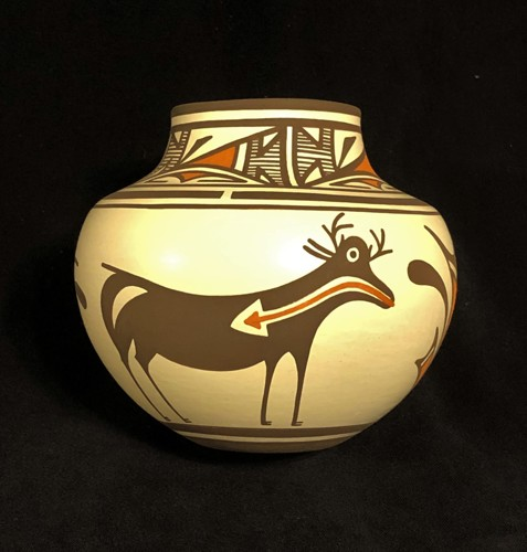 Mini Deer Water Jar