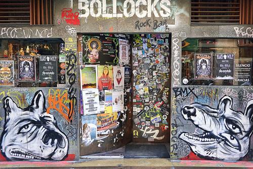 Bollocks by Glenn Race