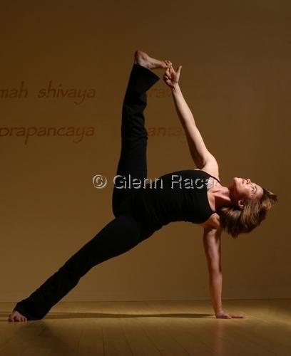 Side Arm Balance