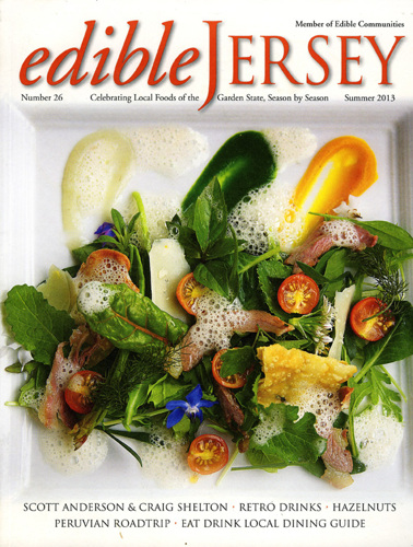 Edible Communities 2014 cover of the year