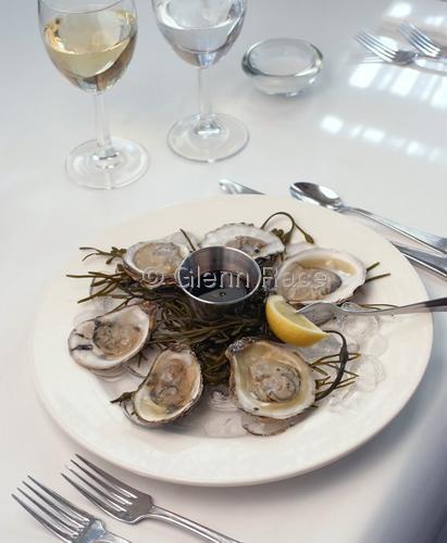 Hamilton's oysters