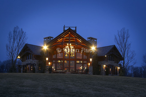 The Lodge Exterior