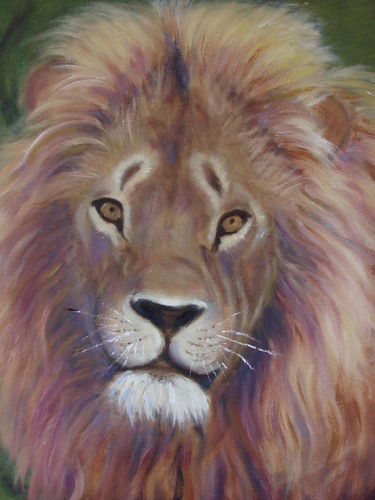 Lion King by Grace Su