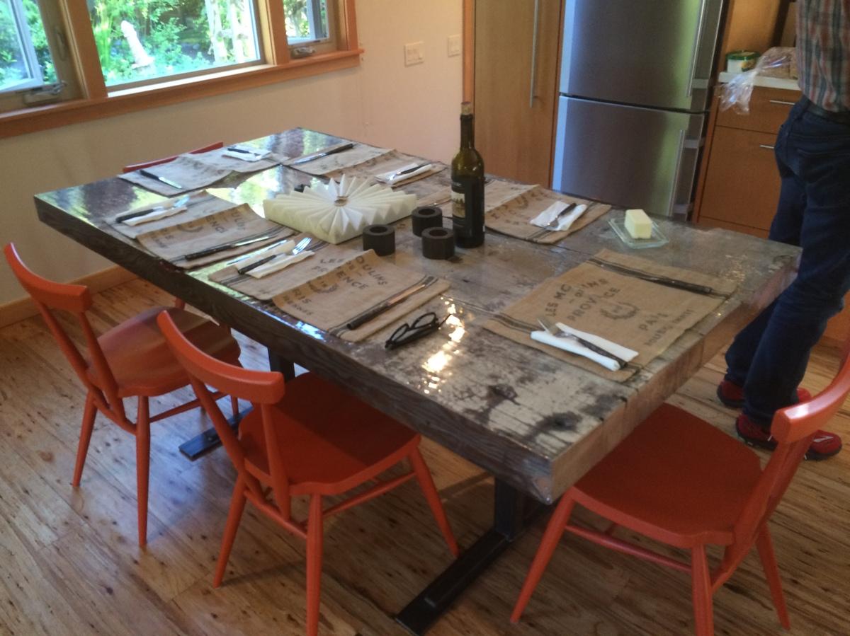 Manzanita Dining Table (large view)