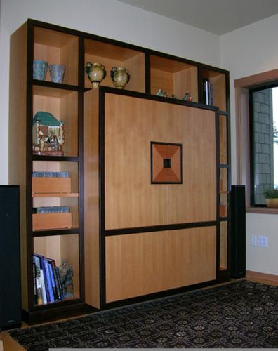 Brems Media Cabinet