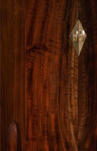 Liquor Cabinet Detail by GRAINLAB DESIGN