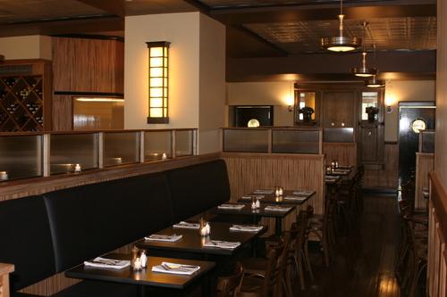 Bandol Bistro Dining Room