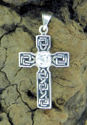 Celtic Cross w/CZ (thumbnail)