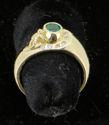 Snowboarder Emerald Ring (thumbnail)