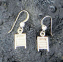 Washboard Earrings (thumbnail)