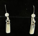 Harmonica Dangle Earrings (thumbnail)