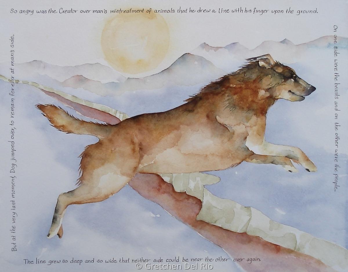 Lakota Dog (large view)