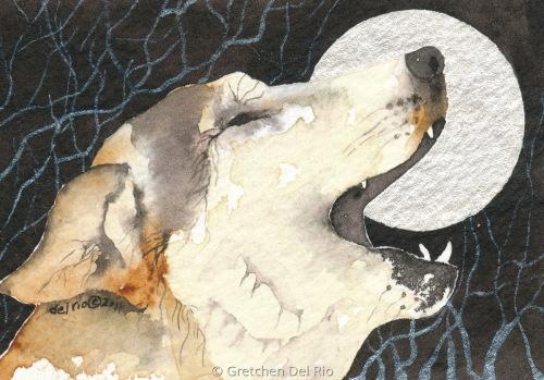Luna by Gretchen Del Rio