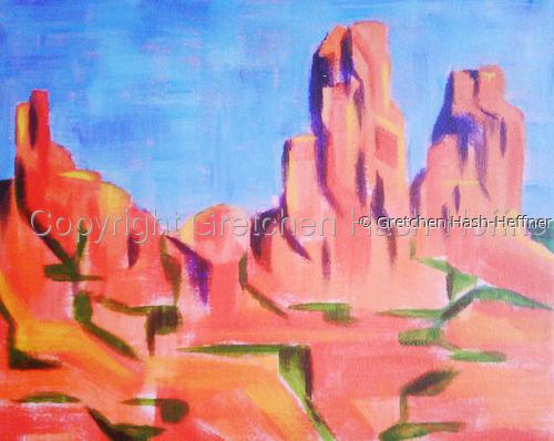 """""""Bright Desert"""""""