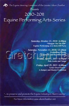 Equine Steering Committee 2010 Poster