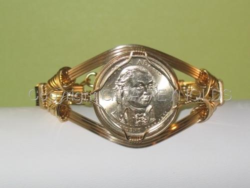 Wire Sculpted Bracelet