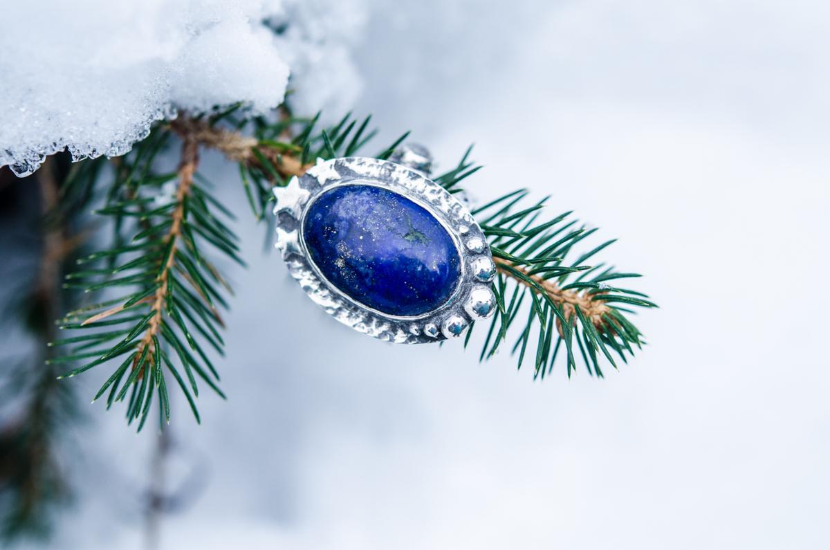 Lapis Lazuli Ring (large view)