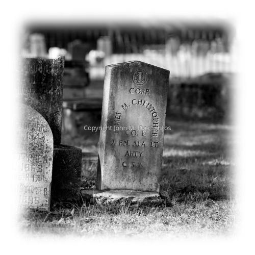 CSA Headstone