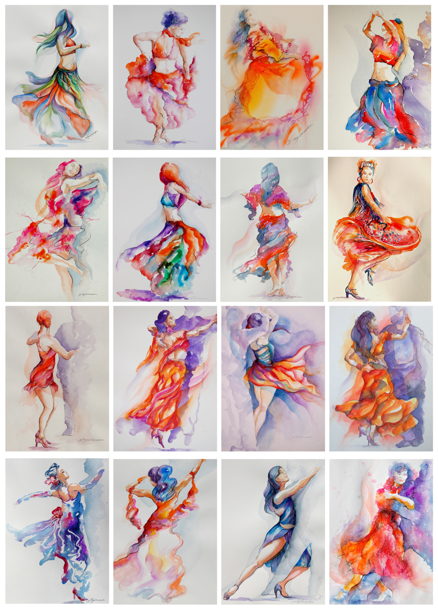 DANCER SERIES (large view)