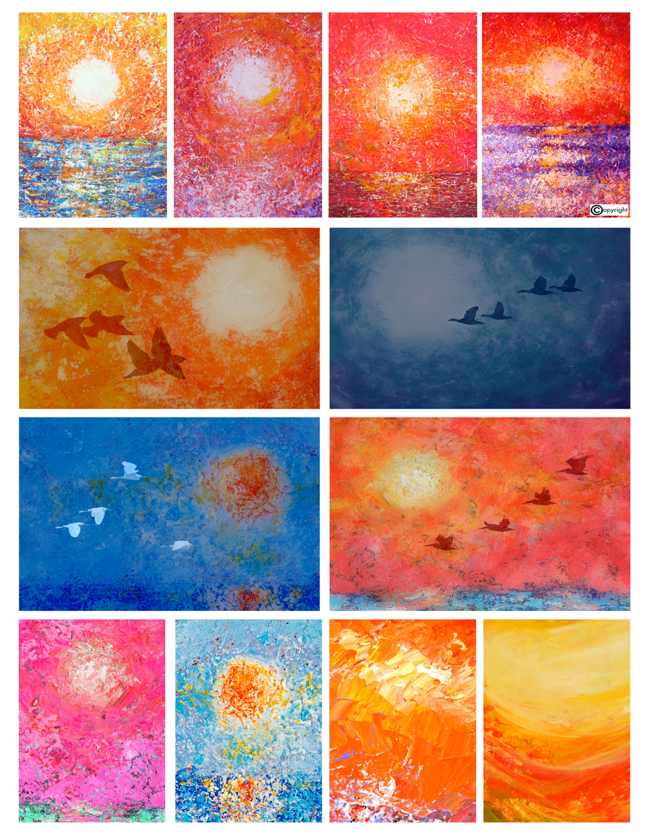 sun inspiration series (large view)