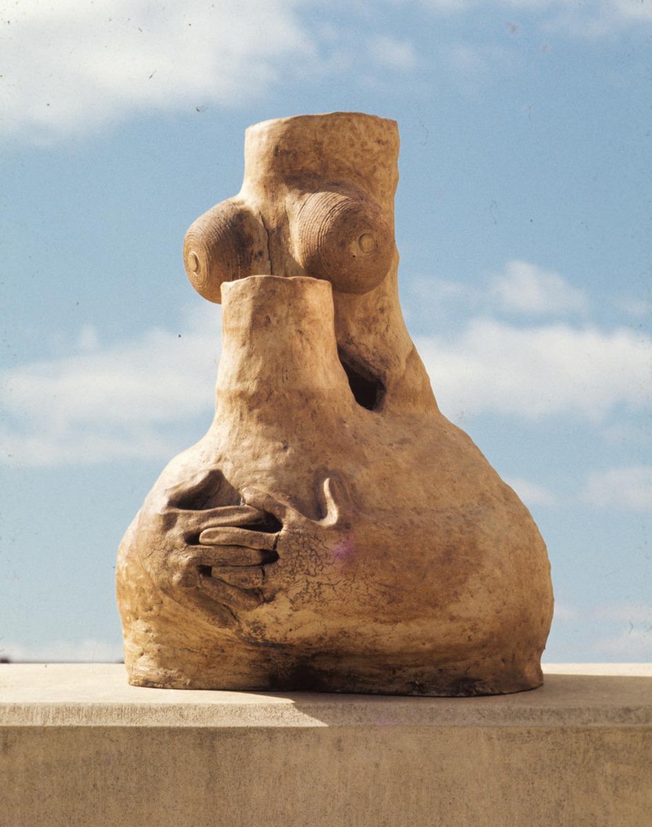 Ceramic Figure #1 (large view)