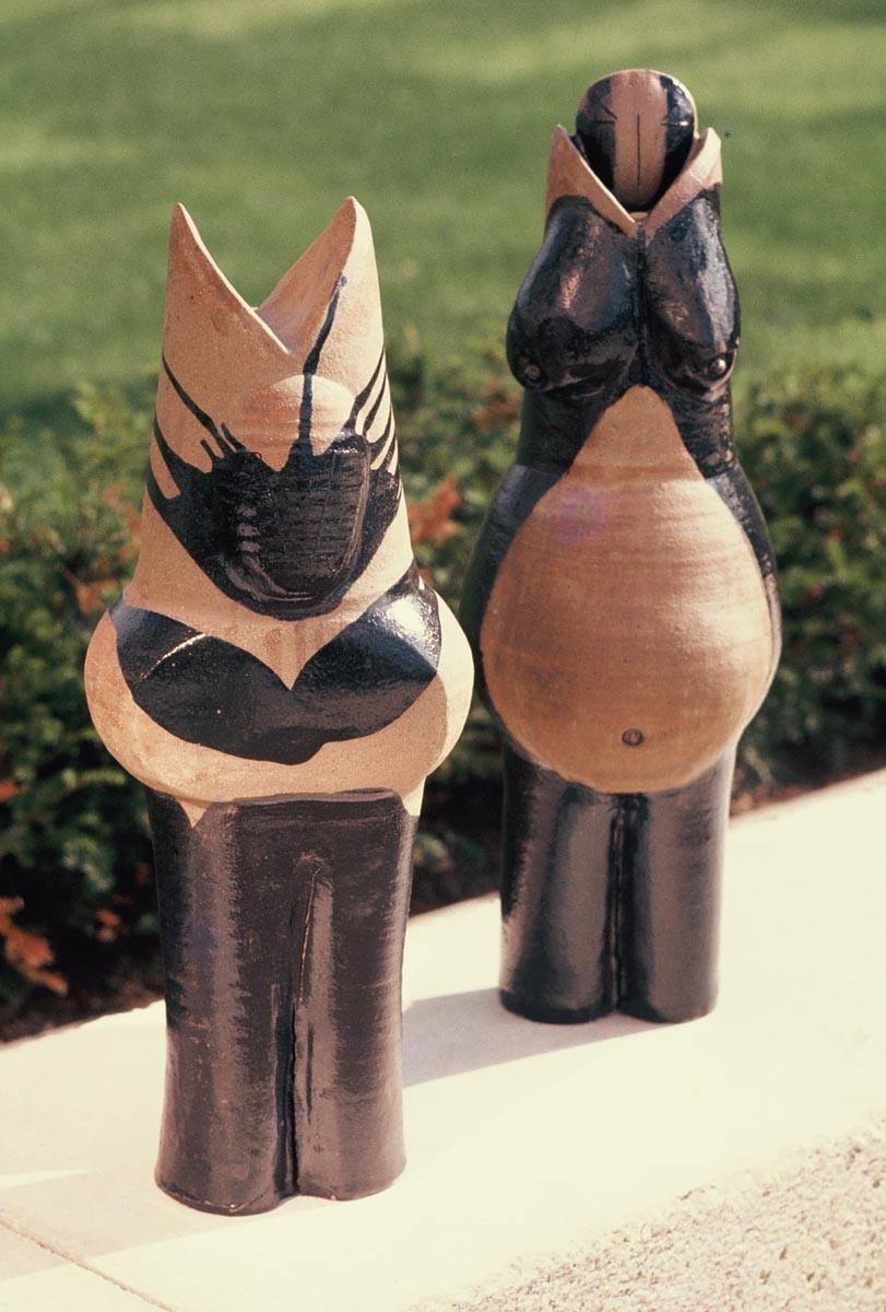Ceramic Figures #3 (large view)