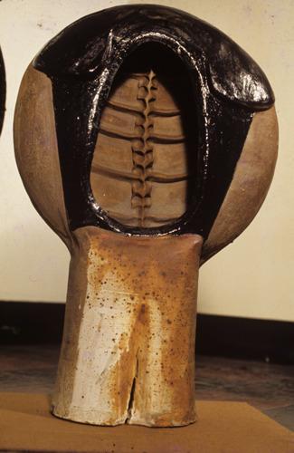 Ceramic Open Form