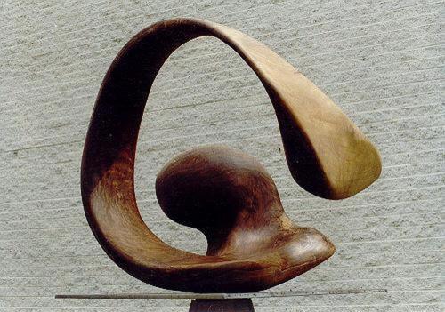 Reclining Figure (a.k.a. Open Walnut) (large view)