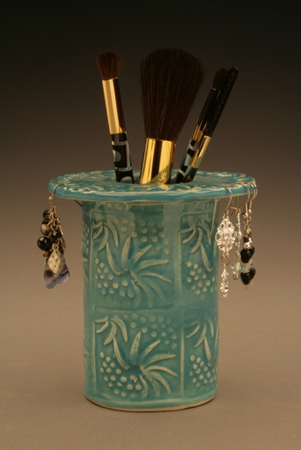 Glenda Suttman burst of ceramic color