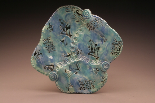 Sing and Dance Plate