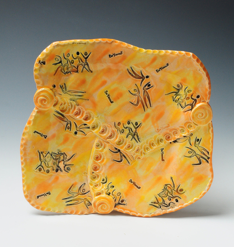Be Yourself Plate