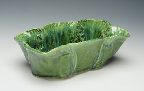 loaf-shaped dish