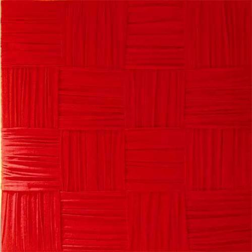 Silk weave - Red (large view)