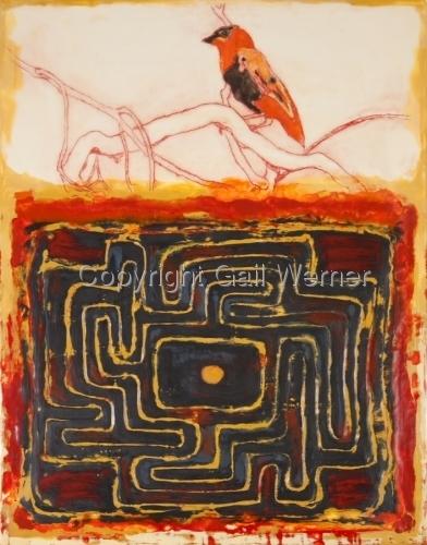 Bird Dreams V