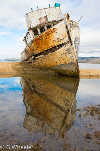 Point Reyes by G Wheeler Photography