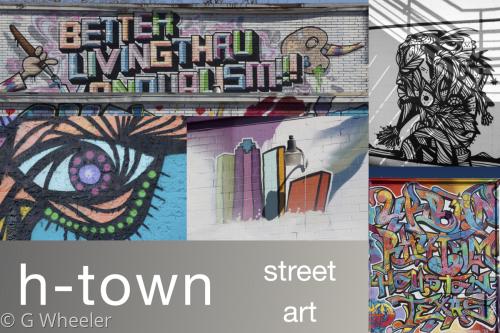 H-Town Street Art
